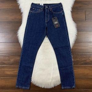 Levi's Above Water 501 High Rise Skinny Denim Jean